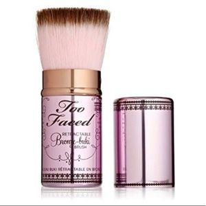 Too Faced Cosmetics Bronze Buki Brush